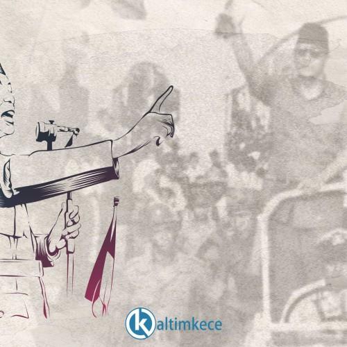 Sejarah yang Tergusur Taman Samarendah: Lenyapnya Lokasi Pidato Soekarno dan Soeharto