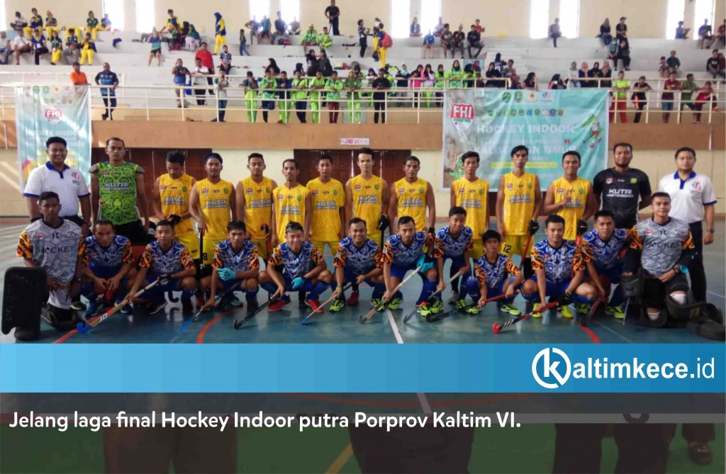 Balikpapan Dominasi Hockey Indoor