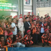 Abdul Rasid Dilantik, Pemuda Pancasila Beri Dorongan Moral