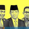 Isran Noor Akui Berat, Rahmad Masud Terkejut, Makmur HAPK Kandidat Kuat Ketua Golkar Kaltim