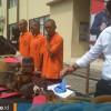 Tiga Tersangka Illegal Tapping di Sangasanga, Bobol Pipa Minyak dengan Metode PDAM