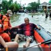Banjir Besar Berhari-hari di Samarinda, 27.335 Jiwa Berlebaran dalam Genangan