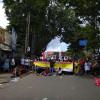Eksekusi Pembongkaran Rumah Warga di Jalur Hijau Bantaran SKM Tak Berjalan Mulus
