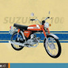 Nostalgia dengan Motor Legendaris Suzuki, Dapatkan Hadiah Menarik setiap Dua Pekan