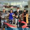 Pelajar di Balikpapan Hampir Dua Tahun Sisihkan Uang Saku untuk Boyong Yamaha Aerox S
