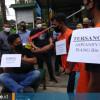 Rekonstruksi Kasus Dua Pemuda Didorong ke Sungai Mahakam, Amarah Ayah Korban Meluap