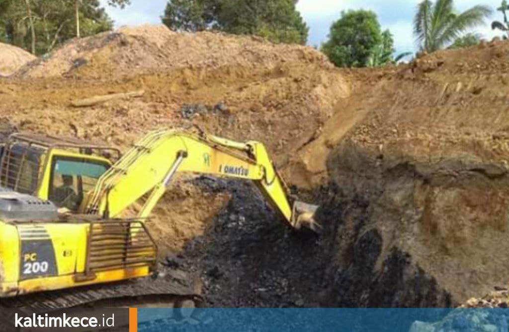 Kukar yang Tak Bisa Berbuat Banyak walaupun Tahu Tambang Batu Bara Ilegal Kian Marak