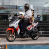 Ketika Yamaha Kabulkan Impian Modifikasi Motor Konsumen Asal Balikpapan